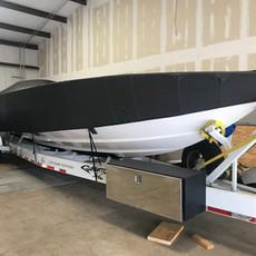 Custom Cigarette Boat