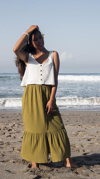Chai maxi skirt