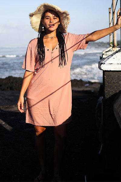 Nomad Aline dress