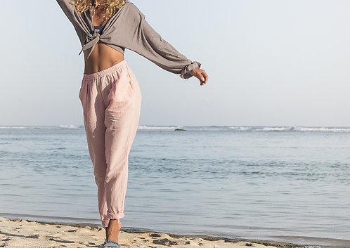 Cleaveland linen pants