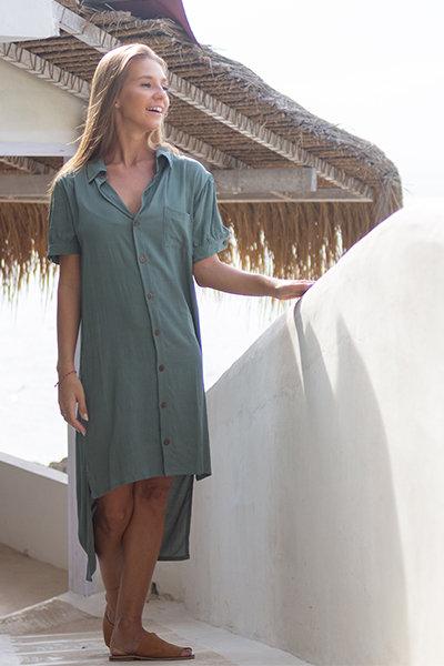 Greta shirts dress