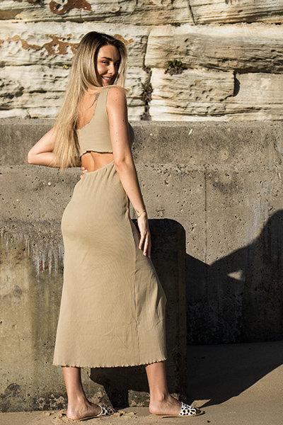 Hidden gem beach dress