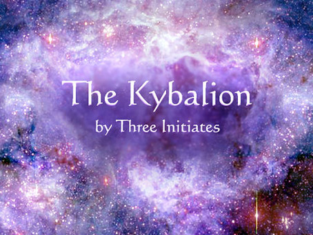 "Kybalion : ""rien n'est impossible"""
