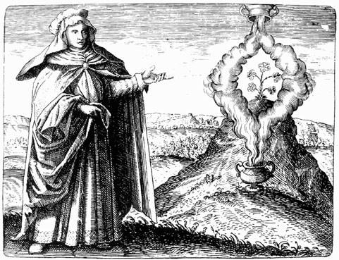 Marie la Juive, une alchimiste renommée qui vécut entre les Ier et IIIème siècles. On lui doit le terme « bain-marie » un procédé qu'elle décrivit.