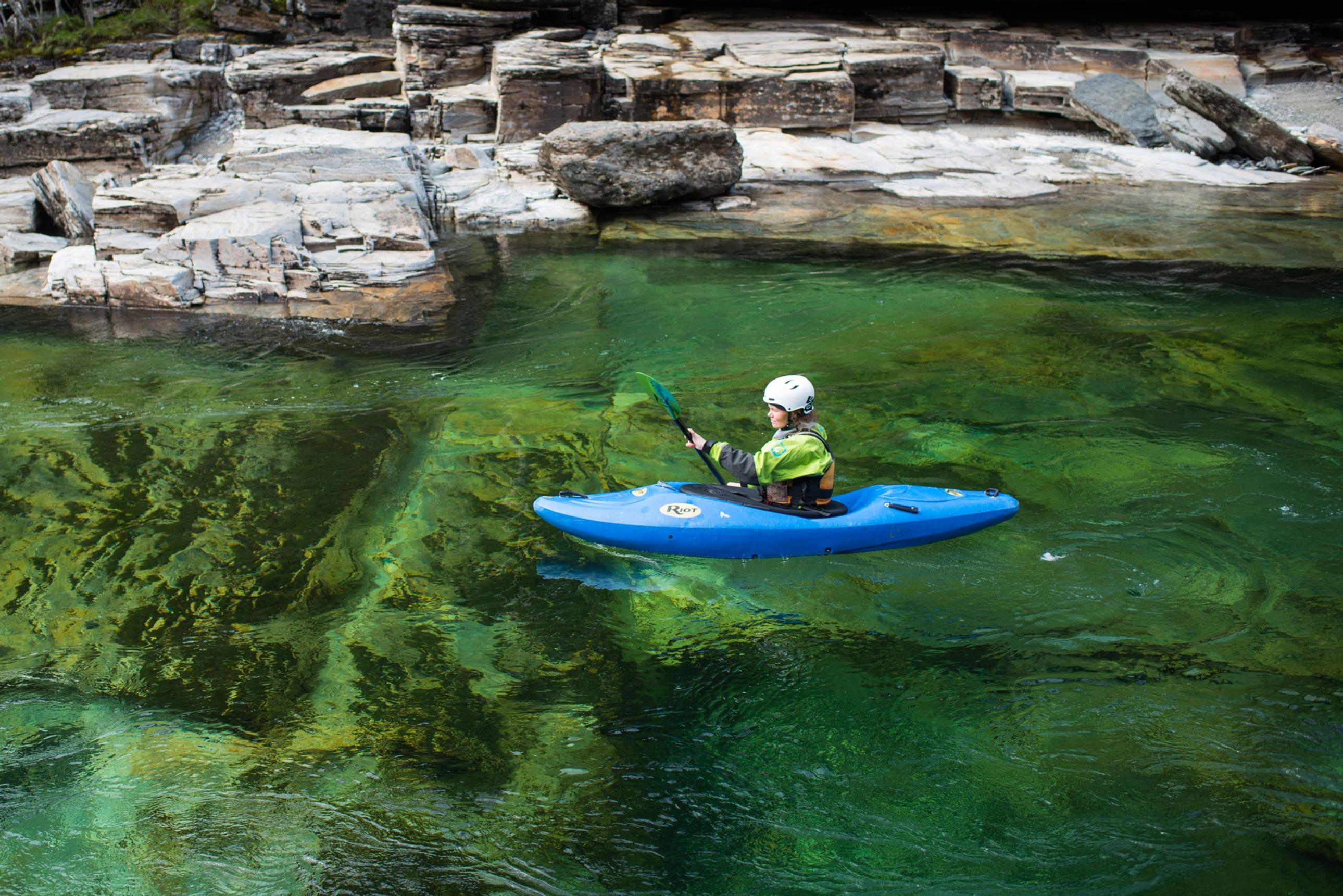 Full Day River Kayaking
