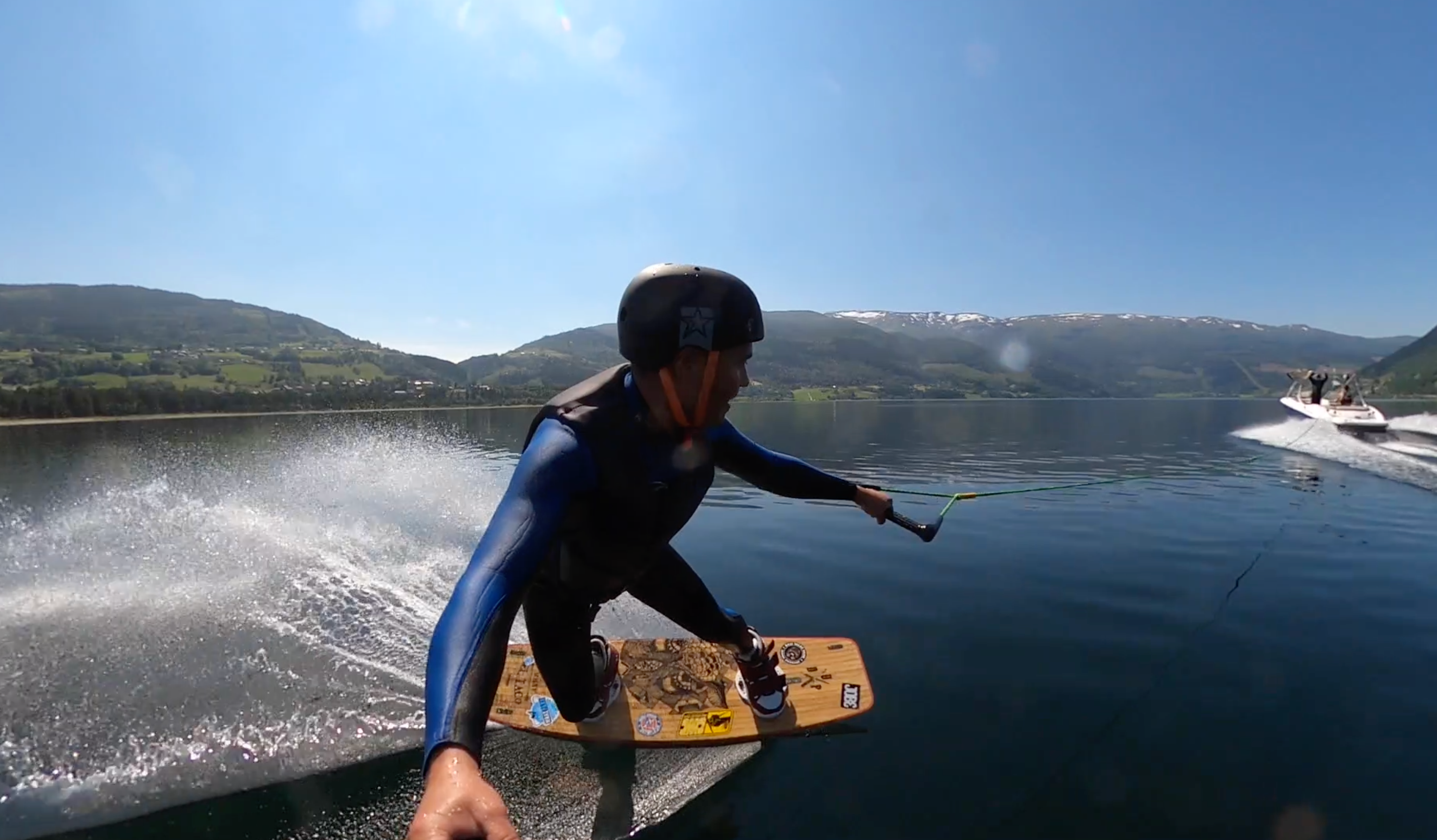 100 min session Wakeboard / Water Skiing