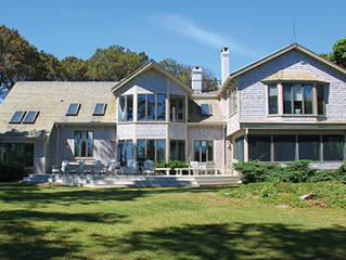 Great Spaces: Rare Private Island on Cape Cod Coastline