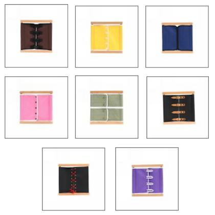Dressing frames