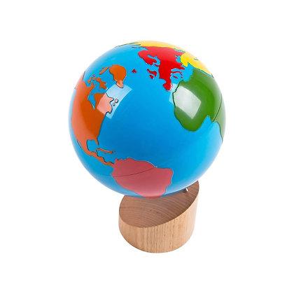Colored Globe