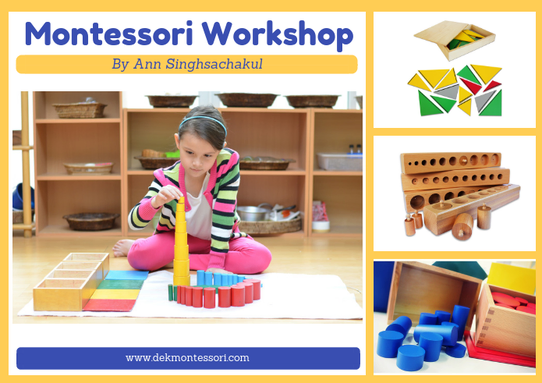 montessori training thailand