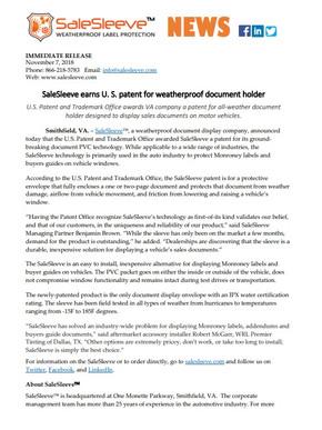 Patent Approval Press Release.jpg