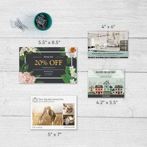 """4""""x6"""" Postcard"""
