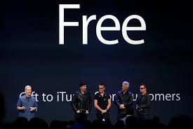 The failed experiment of pushing a new U2 album to people's Apple products is a good example of Apple dropping the ball on technological intelligence.