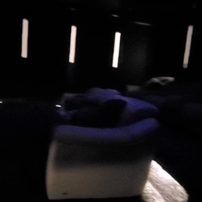 Starry Night Media Room Presented by Global Glow Lighting Design