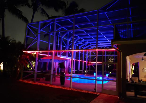 Lanai Lighting Presented by Global Glow