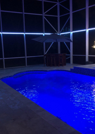 Lanai Accent Lighting Presented by Global Glow