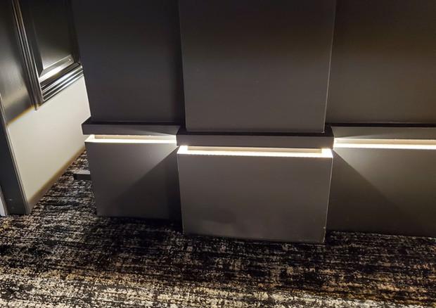 Floor Molding Presented by Global Glow Lighting Design