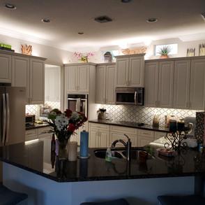 Full Kitchen Illumination Presented by Global Glow