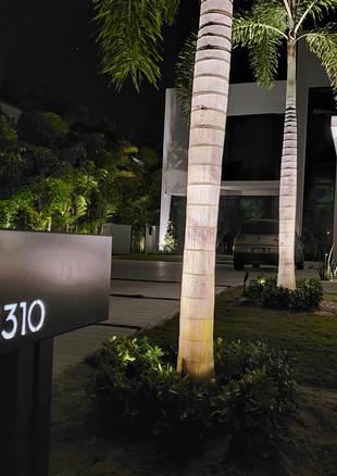 Mailbox Illumination Presented by Global Glow Lighting Design