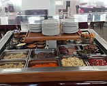 Restauration, cuisine traditionnelle, buffet, produits locaux