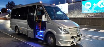Swift Minibuss