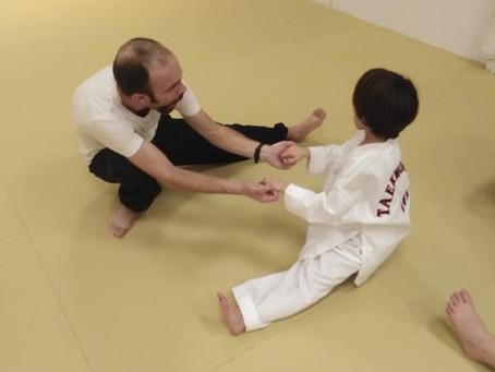 Taekwondo - Allenamento Genitori & Figli