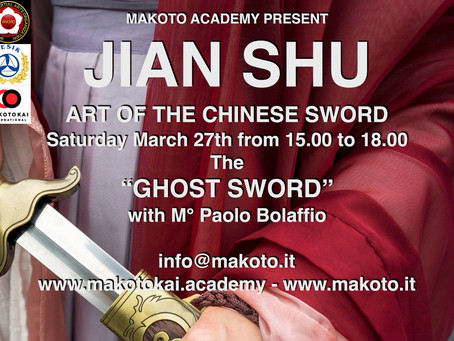 Jihan Shu - The Ghost Sword