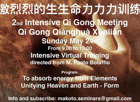 2nd Intensive Qi Gong Seminar
