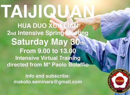 2nd Taijiquan Spring Meeting