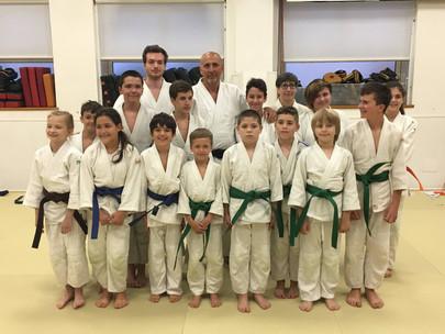 Esami di Judo - Makoto