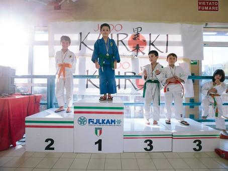 Criterium Giovanissimi di Judo