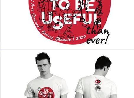 The 2020 Summer camp T-shirt