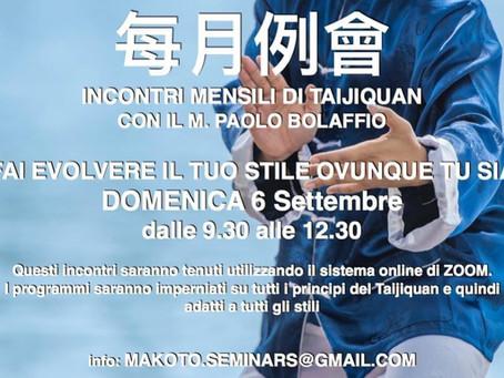 Seminario estivo di Taijiquan - 3