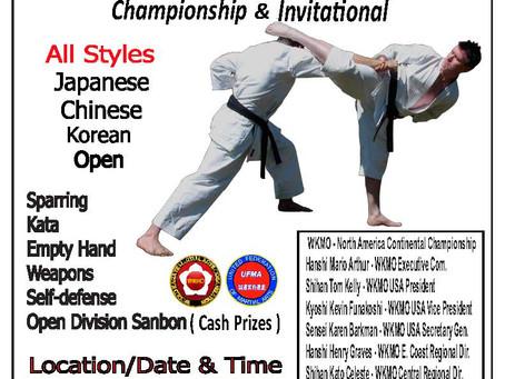 WKMO North American Championship