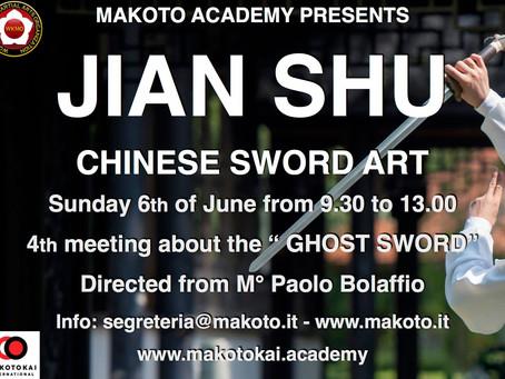 JIAN SHU - The Ghost Sword