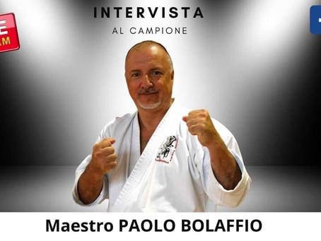 Intervista al M. Paolo Bolaffio