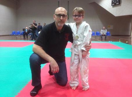 2^ prova Campionato provinciale Libertas di Judo