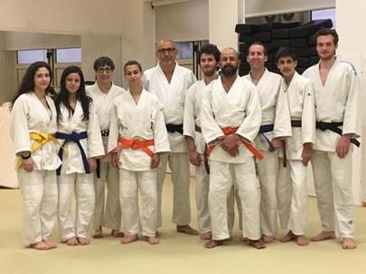 Judo -Esami di grado
