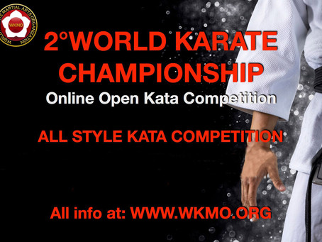 2° OTW World Karate Championship - Final ranking