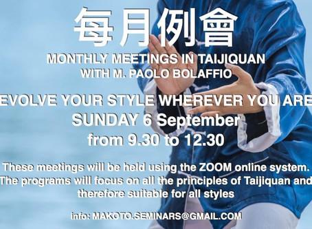 Tai Chi Summer Seminar - 3