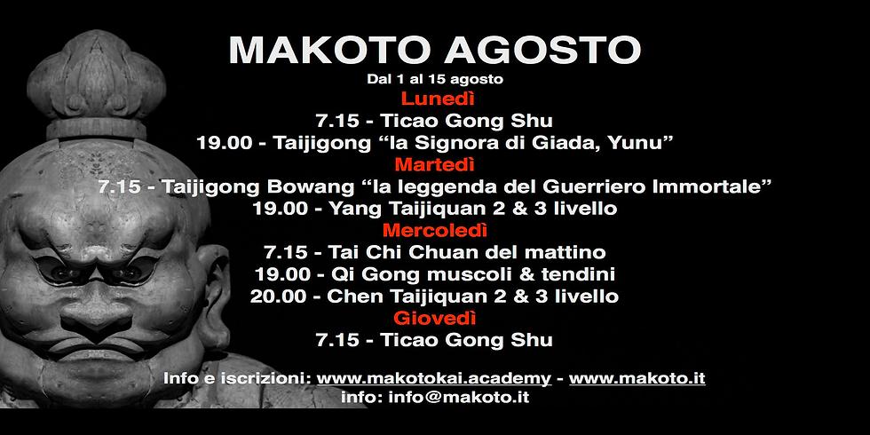 Corsi Estivi Makoto / Makoto Summer Courses