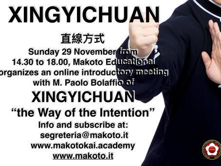 Xing Yi Chuan Seminar - November