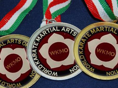 2° Campionato del Mondo di Karate OTW di kata - WKMO