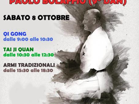 Seminario con il Maestro Bolaffio