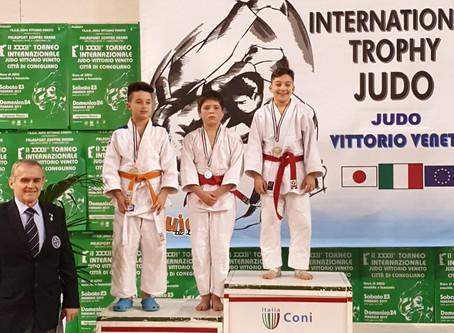 32° trofeo internazionale Vittorio Veneto di Judo