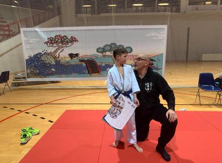 Risultati del Criterium di Judo di Trieste