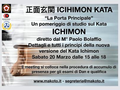 Seminario di Karate Makotokai