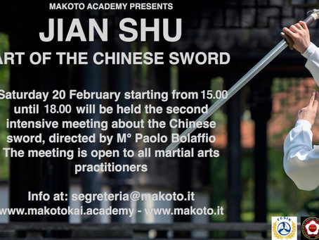 The Chinese Sword - part two