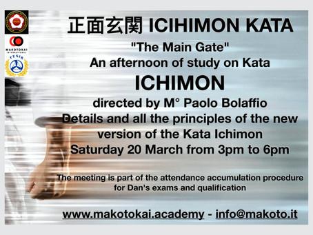 Makotokai Karate seminar