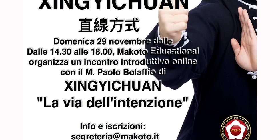 Seminario di Xing Yi Chuan - Novembre